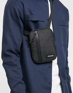 Read more about French connection flight bag-black