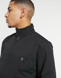 Read more about French connection harrington jacket in black