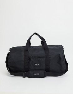 Read more about French connection holdall bag black and white