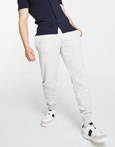 Read more about French connection joggers in light grey melange and marine