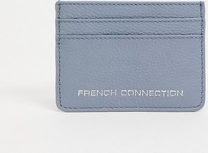 Read more about French connection leather card holder in light blue