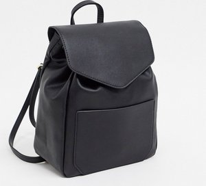 Read more about French connection leather drawstring backpack-black