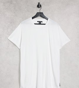 Read more about French connection plus essentials t-shirt in white