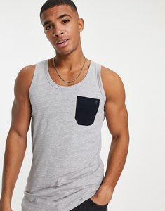 Read more about French connection pocket vest in light grey