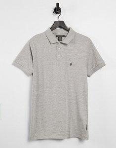 Read more about French connection polo in light grey