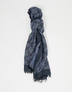 Read more about French connection scarf in blue print