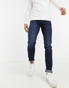 Read more about French connection skinny fit mid wash jeans-blue