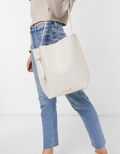 Read more about French connection slouchy tote in stone