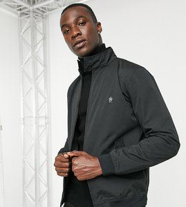 Read more about French connection tall harrington jacket in black