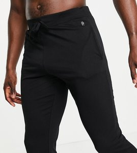 Read more about French connection tall jersey lounge joggers in black