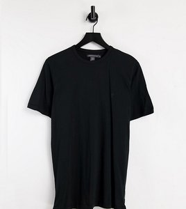 Read more about French connection tall lounge t-shirt in black