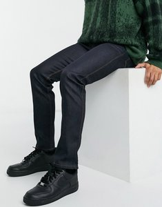 Read more about Hugo slim fit comfort stretch jeans in dark blue