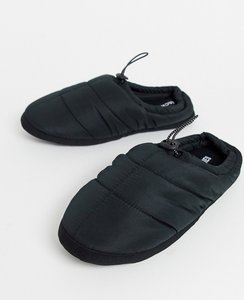 Read more about Jack jones slippers with toggle in black