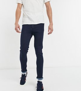 Read more about Le breve tall skinny jeans in dark blue wash