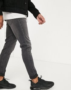 Read more about Lee jeans malone skinny jeans in black wash