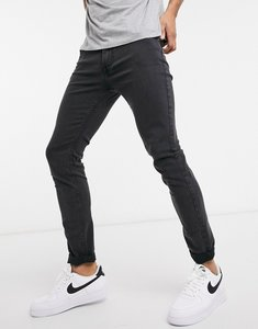 Read more about Lee malone high stretch skinny jeans in washed black