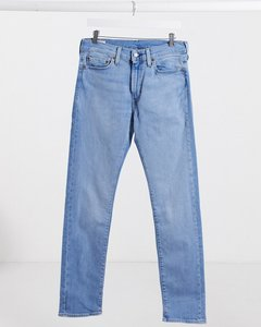 Read more about Levi s 510 skinny fit jeans in light wash-blue