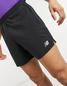 Read more about New balance running accelerate 5 inch short in black
