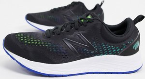 Read more about New balance running arishi trainers in black