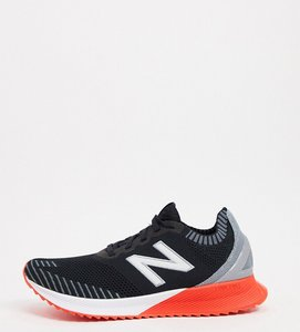Read more about New balance running fuelcell echo trainers in black