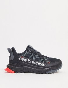 Read more about New balance running shando trainers in black