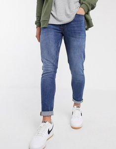 Read more about New look skinny jeans in blue wash