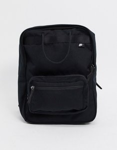 Read more about Nike box backpack in black