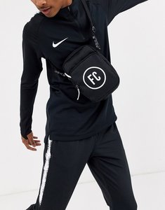 Read more about Nike f c flight bag in black