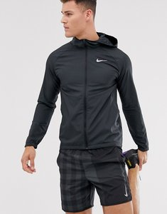Read more about Nike running essentials jacket in black