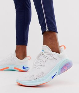 Read more about Nike running joyride trainers in white