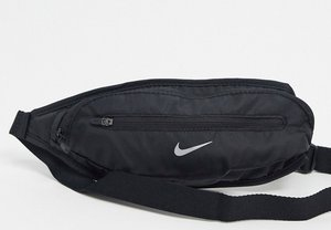 Read more about Nike running large waistpack in black