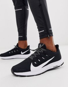 Read more about Nike running quest 2 trainers in black