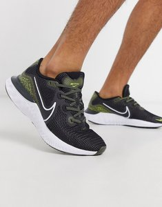 Read more about Nike running renew run se trainers in black