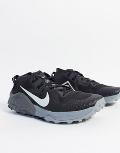 Read more about Nike running wildhorse 6 trainers in triple black