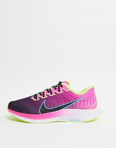 Read more about Nike running zoom pegasus turbo 2 trainers in purple