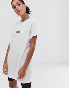 Read more about Noisy may iconic oversized t-shirt-white