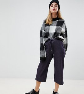 Read more about Noisy may petite denim look jersey culottes-blue
