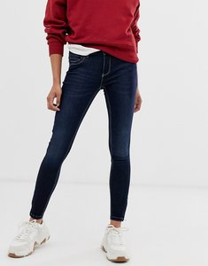 Read more about Only kendell regular skinny jeans-blue