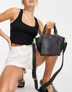 Read more about Paul costelloe leather structured tote bag in black