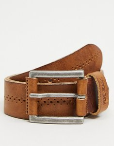 Read more about Pepe jeans hadson leather belt-brown