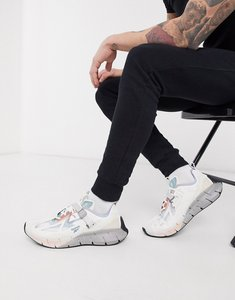 Read more about Reebok running zig kinetica x ian paley trainers in white