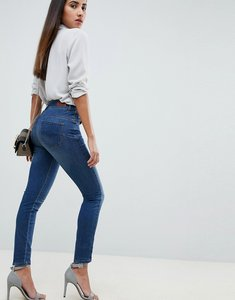 Read more about Salsa secret waist sculpting skinny jean-blue