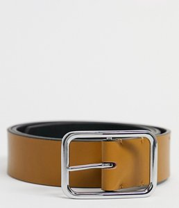 Read more about Smith canova leather jeans belt-brown