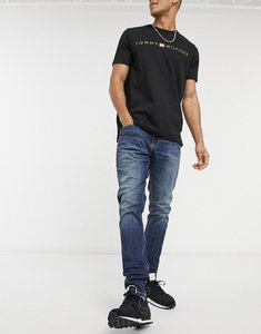 Read more about Tommy jeans miles skinny jeans in dark wash-blue