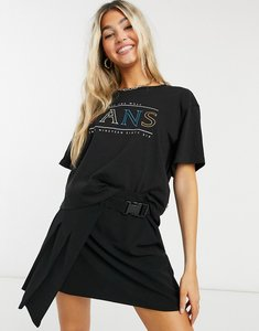 Read more about Vans kaced t-shirt in black