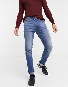 Read more about Voi jeans skinny jeans in mid washed blue