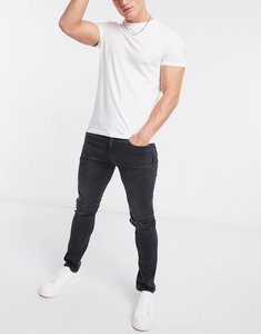 Read more about Voi lex skinny jeans in washed black