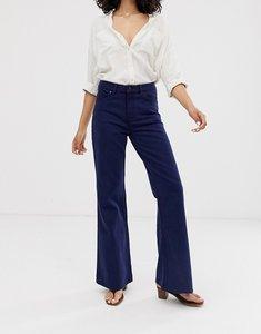 Read more about Waven fenn flared jeans-navy