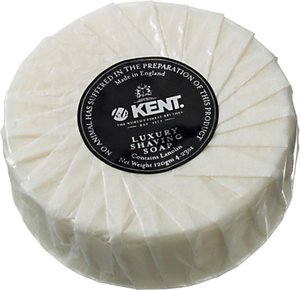 Read more about Kent luxury shaving soap refill 125g