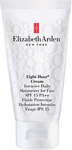 Read more about Elizabeth arden eight hour cream intensive daily moisturiser for face spf 15 sunscreen pa 50ml